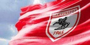 Samsunspor'un kamp programı belli oldu