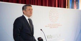 Milli Eğitim Bakanlığından, WeWALK ortaklığı ile 'Birlikte Yürüyelim' projesi