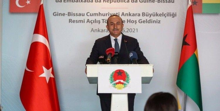 """Dışişleri Bakanı Çavuşoğlu: """"Afrika bizim için gerçek dostlarımızın olduğu bir kıtadır"""""""