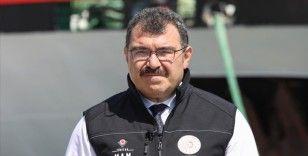Marmara'daki müsilaj için oluşturulan bilim kurulu başkanlığına Prof. Dr. Hasan Mandal getirildi