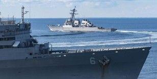 Rus savaş uçağı Karadeniz'de İngiliz savaş gemisine uyarı ateşi açtı