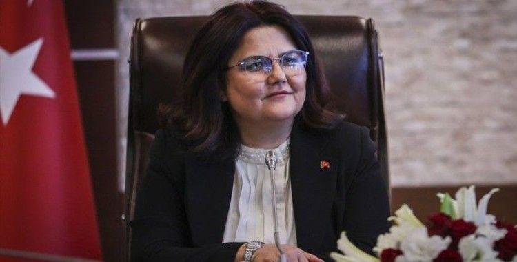 Bakan Yanık: 'E-devlet üzerinden başvuru yapmış 108 bin haneye daha 1000'er liralık nakdi destek verdik'