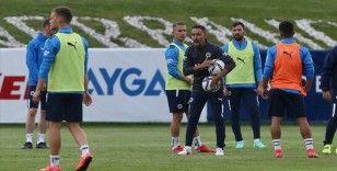 Fenerbahçe Topuk Yaylası'nda hazırlıklarına devam ediyor