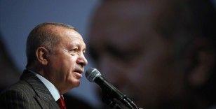 Cumhurbaşkanı Erdoğan: Diyarbakır anneleri bölücü örgüt ve siyasi uzantılarının kalleş yüzünü deşifre ettiler