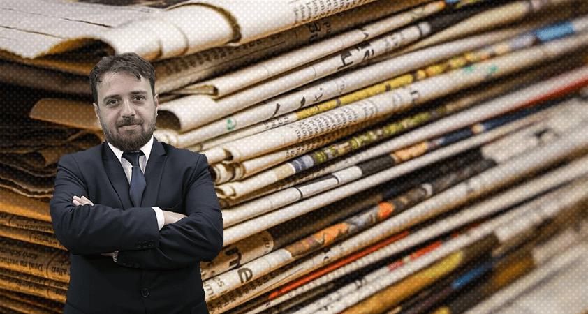 Tasarruf tedbirleri ve gazeteler