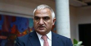 Kültür ve Turizm Bakanı Ersoy: Geçen seneden çok fazla iç turizm hareketi var
