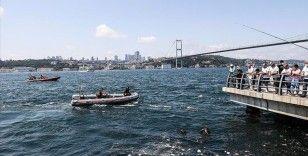 AA çalışanı denizde kayboldu