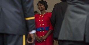 """Haiti First Lady'si Moise'tan suikast açıklaması: """"Bu cinayetin cezasız kalmasına izin veremezsiniz"""""""