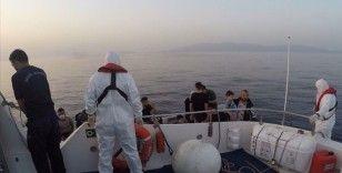 Türkiye yılın ilk yarısında geri itilen ve denizde mahsur kalan 5 bin 693 düzensiz göçmeni kurtardı