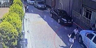 İstanbul'da korku dolu anlar: Otomobil 10 yaşındaki kız çocuğunun bacaklarını ezdi