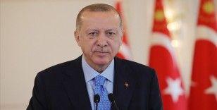 Cumhurbaşkanı Erdoğan, İsrail Devlet Başkanı Hertzog ile telefonda görüştü