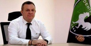 Denizlispor Başkanı Çetin'in yargılandığı rezervasyon kavgası davasına devam edildi