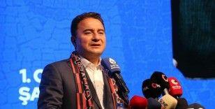 Ali Babacan: Cumhurbaşkanlığı için doğal adayım
