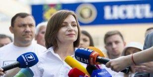 Moldova'daki erken genel seçimi Cumhurbaşkanı Sandu'nun partisi kazandı