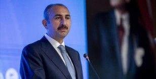 Adalet Bakanı Gül: 1 Ocak 2017'den itibaren bugüne kadar toplam 1 milyon 14 bin dosyada uzlaşma sağlanmıştır