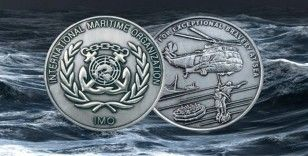 Sahil Güvenlik Komutanlığına ''Üstün Cesaret Takdiri''