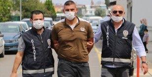 Husumetlisiyle kavga ederken 5 yaşındaki çocuğu vuran zanlı tutuklandı