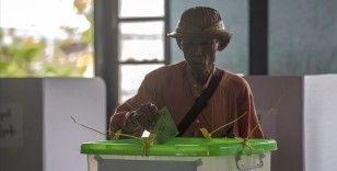Myanmar askeri yönetimi, 2020'deki seçimde oyların üçte birinin hileli olduğunu öne sürdü