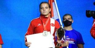 Aydınlı Fatma, Avrupa üçüncüsü oldu