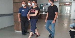Sinop'ta eşini bıçaklayarak öldüren koca tutuklandı