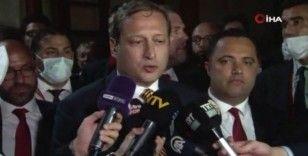 """Burak Elmas: """"Yunan makam ve yetkililerinden ülkemiz adına özür bekliyoruz"""""""