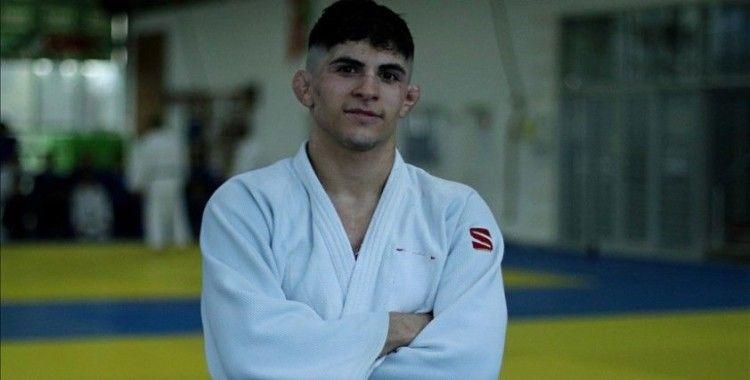 Ümit milli judocu Emirhan'ın hedefi Avrupa şampiyonluğu