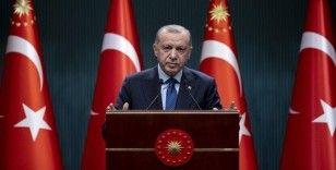 Cumhurbaşkanı Erdoğan konuşuyor: Türkiye dünyanın en üst ligine adım atmak üzeredir