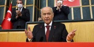 MHP Genel Başkanı Bahçeli: '15 Temmuz inancın işgale karşı kahramanca direnişidir'