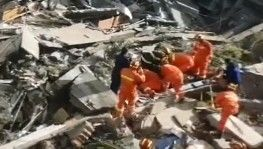 Çin'deki otel faciasında ölü sayısı 8'e yükseldi