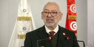 Tunus'taki Nahda Hareketi lideri ve Meclis Başkanı Gannuşi, Kovid-19'a yakalandı