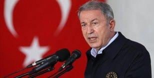 Milli Savunma Bakanı Akar: FETÖ ile mücadele kapsamında 23 bin 364 kişi TSK'dan ihraç edildi