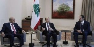 Lübnan'da hükümeti kurmakla görevlendirilen Hariri, kabinesini Cumhurbaşkanı Aoun'a sundu