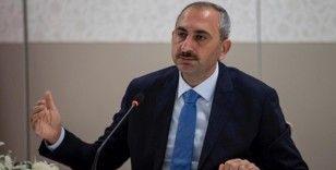 """Bakan Gül: """"Yargı Reformu Strateji Belgesi'nde yer alan 256 faaliyetin 133'ü hayata geçirildi"""""""