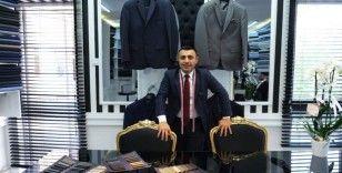 Kişiye özel takım elbisenin adresi By Mehmet Moda Evi, ikinci şubesi ile Ankara'da