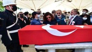Şehit Emniyet Müdür Yardımcısı Hasan Cevher'e hüzünlü veda