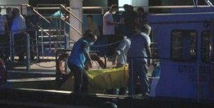 Balık tutmak için denize açıldığı tekneden düşerek boğuldu