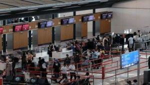 İstanbul Havalimanı'nda bayram hareketliliği başladı