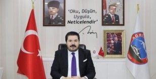 Başkan Sayan'dan 15 Temmuz Demokrasi ve Milli Birlik Günü mesajı