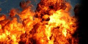 Suudi Arabistan'da mühimmat deposunda patlama