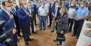 """Çavuşoğlu: """"Özbekistan'ın her yeri tarih, her yeri güzel"""""""