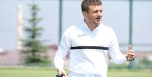 Hakan Keleş: 'Giresunspor'a yakışır bir başlangıç yapmak istiyoruz'