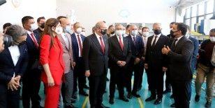 """KKTC Cumhurbaşkanı Tatar: """"Bizim yolumuz Türkiye yoludur"""""""