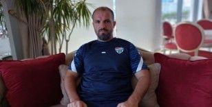 Mustafa Er: 'İlk hafta maçını evimizde ve taraftarımızla oynamak avantaj'
