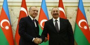 Azerbaycan Cumhurbaşkanı Aliyev, 15 Temmuz Demokrasi ve Milli Birlik Günü dolayısıyla Erdoğan'ı aradı