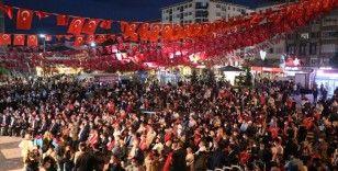 Sivas'ta 15 Temmuz Demokrasi ve Milli Birlik Günü