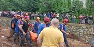 Rize'de seldeki ölü sayısı 7'ya yükseldi, kayıp 1 kişi ise aranıyor
