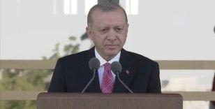 Cumhurbaşkanı Erdoğan: Başta FETÖ olmak üzere tüm terör örgütlerine karşı teyakkuz halinde olmayı sürdüreceğiz