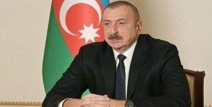 Azerbaycan Cumhurbaşkanı Aliyev'den '15 Temmuz Milli Birlik ve Demokrasi Günü' mesajı
