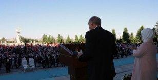 Cumhurbaşkanı Erdoğan'dan 15 Temmuz mesajları