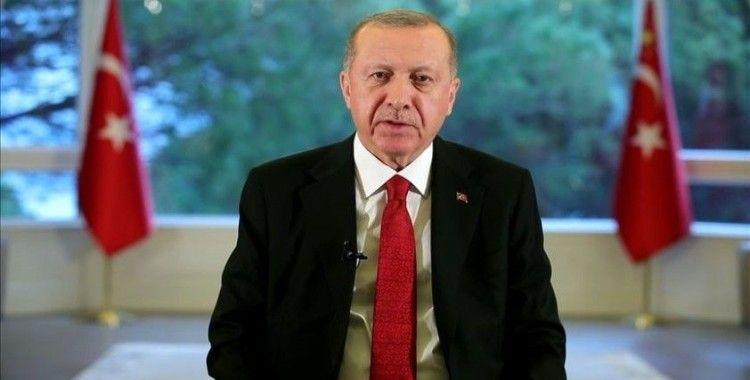 Cumhurbaşkanı Erdoğan: 15 Temmuz'un hesabını tüm hainlerden sorduk, sormaya devam edeceğiz